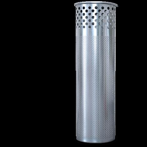 Luftauslass zur Einbringung gekühlter Luft direkt im Aufenthaltsbereich
