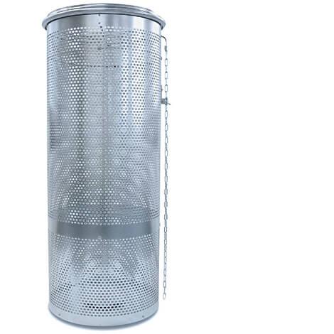 Luftauslass für Lufteinbringung von moderat gekühlter und beheizter Frischluft