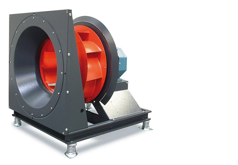Ventilator für den Einsatz in Lüftungsgeräten